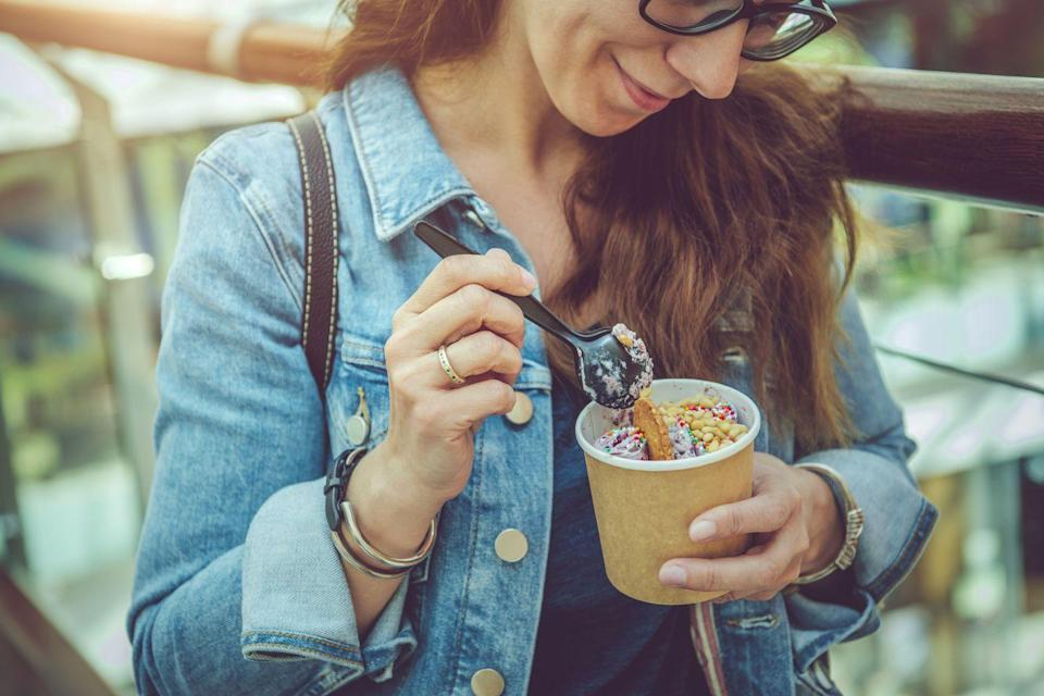 <p>It's a fact: Summer days are best spent in yogurt shops. What could be finer than free air-conditioning and an array of delicious toppings? </p>