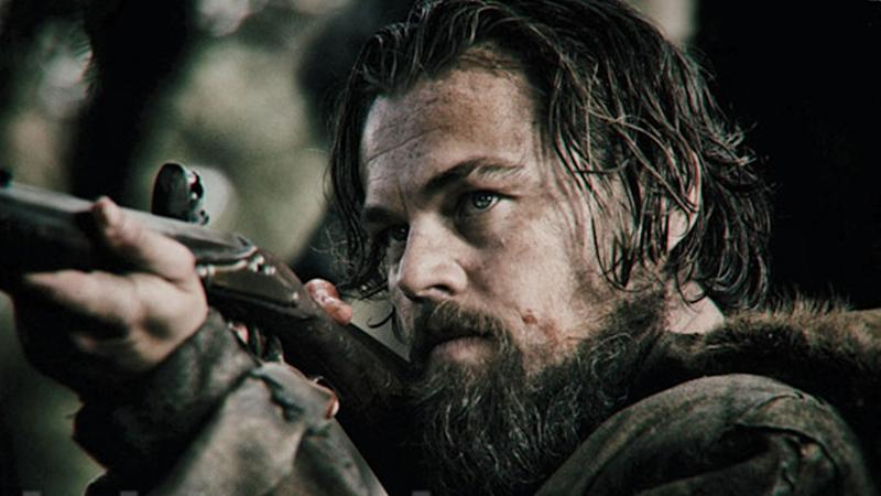 leonardo dicaprio on fighting a bear in the revenant and film vs tv