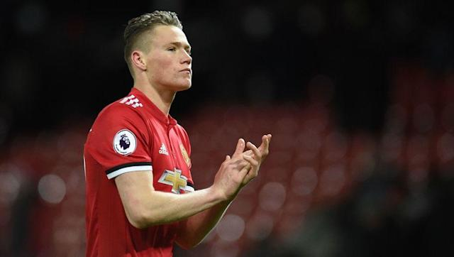 <p>Midfielder Scott McTominay was handed a Manchester United debut by Jose Mourinho towards the back end of last season and has continued to be involved with the first-team during the first half of 2017/18 and looks set to play more and more in the new calendar year.</p> <br><p>Mourinho described himself as having 'lots of faith' in McTominay when speaking about the youngster's future in December. </p>