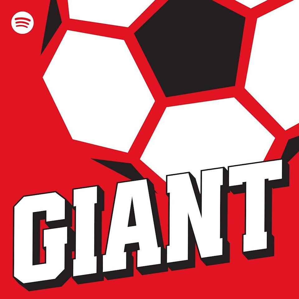 <p>'Head, shoulders and the hand of Maradona above the others' in the Sports category of this year's British Podcast Awards, Giant is the big idea of the team behind cult football magazine Mundial and hits different to all the other footie podcasts. The second series of 'football stories that matter' has shifted tactically to 26 half-hour episodes, including 'The Ballad of Alan Shearer' and 'A Love Letter to Ian Wright'.<br></p>
