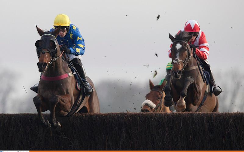 For sale: Trying to buy success at Aintree has suddenly become all the rage - Action Images