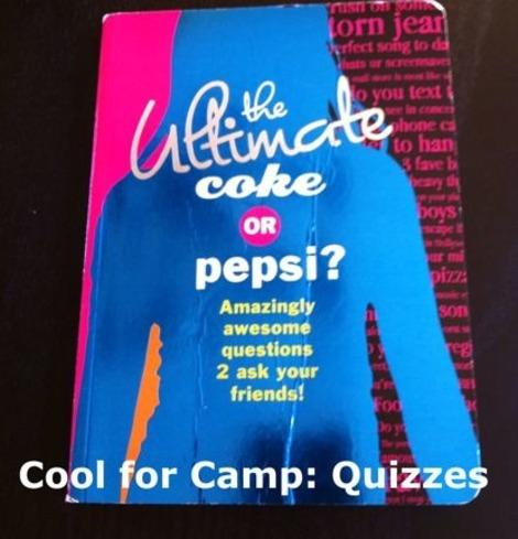 Camp quizzes