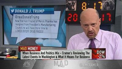 Jim Cramer reacts to the market's various explanations for Thursday's pullback and reveals the one he thinks is the main driver.