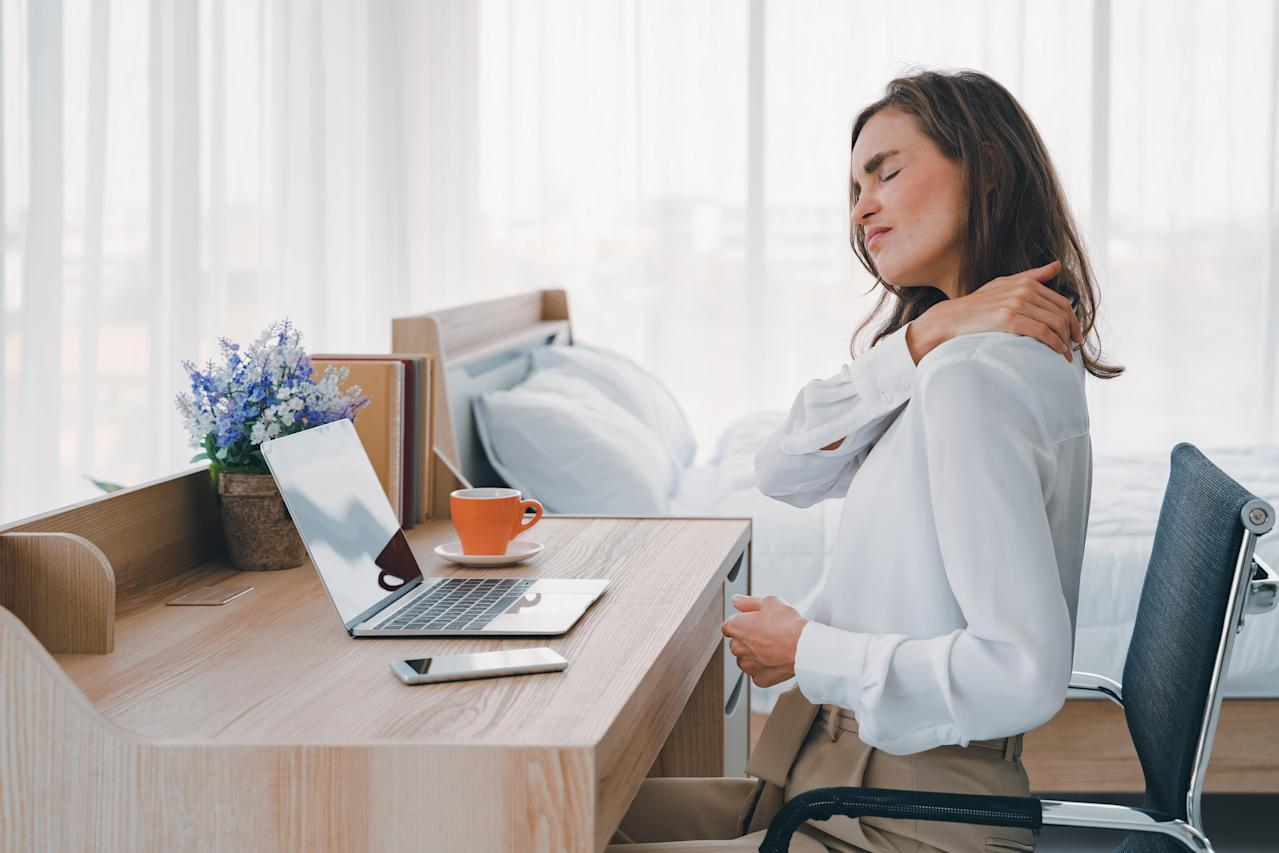 Need relief for your aching WFH back? Here are 5 solutions for sitting