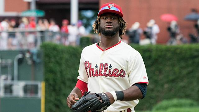 <p>After a disappointing 2018 season, the enigmatic Odubel Herrera could be on the trading block this offseason. By Jim Salisbury</p>