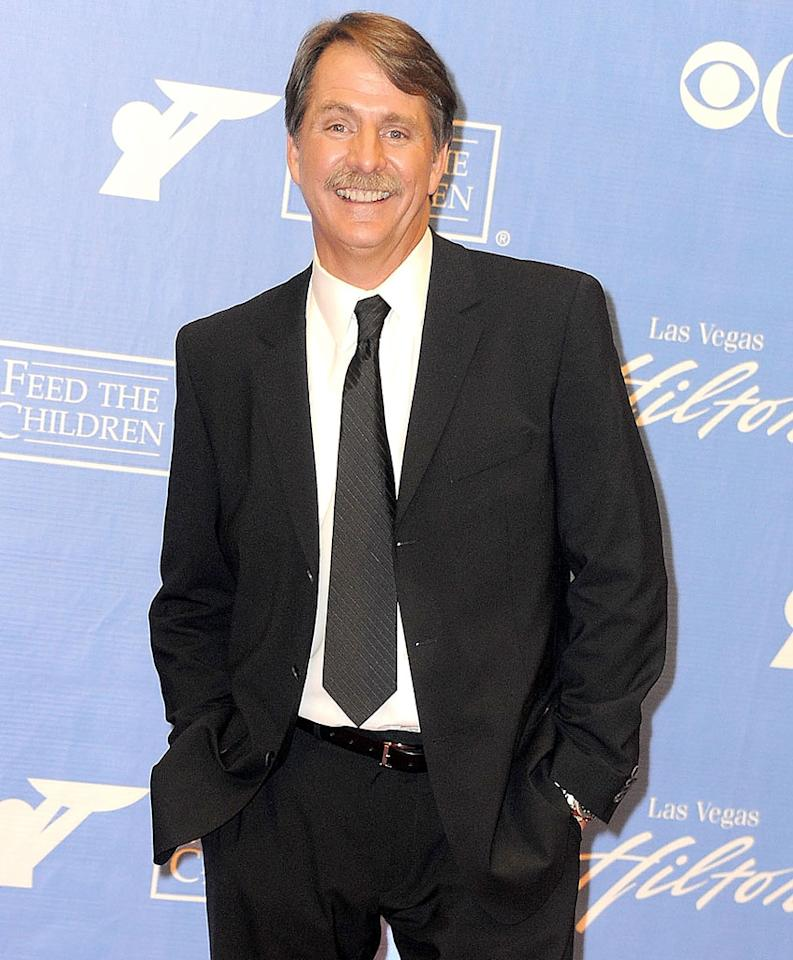 Jeff Foxworthy turns 54 on September 6.