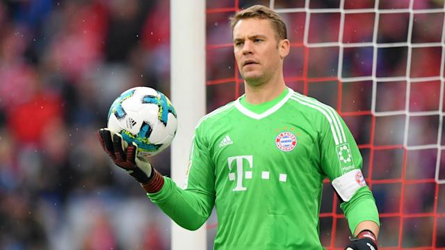 It has been a frustrating 12 months for Manuel Neuer, but the Bayern Munich goalkeeper could be back playing in April.