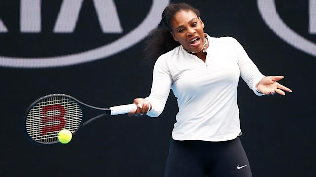We take a closer look at Serena Williams' form ahead of her Australian Open clash against Anastasia Potapova.