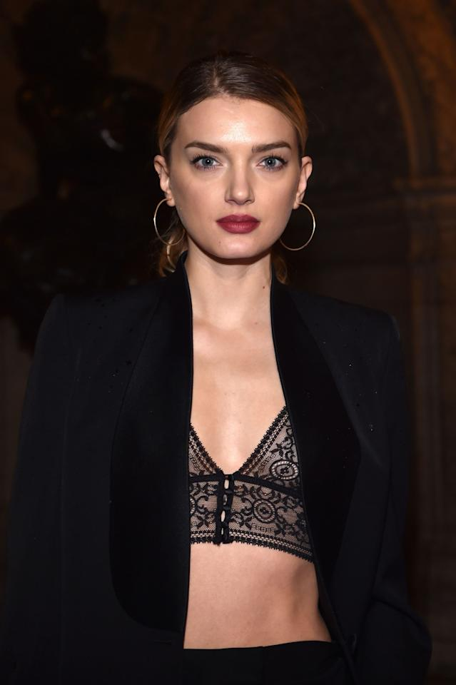 "<p>That ""oops, I left my blazer open"" reveal is never an accident. Wear a La Perla under a deep V, layer a lacy bralette over a tee if you're keeping it low-key, or throw caution to the wind under an open blazer if you're extra thirsty. </p>"