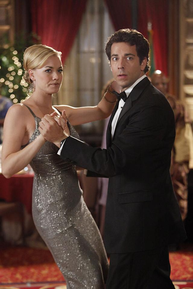 """WORST: """"<a href=""""/chuck/show/40464"""">Chuck</a>"""" — If this episode had ended with Chuck and Sarah getting married and using Volkoff's money to go live happily ever after, we might have been fine with it, particularly if it had been the series finale. However, the show will be coming back and now Morgan has the Intersect in his brain. What happened to only certain special brains being able to handle that kind of power? And now Chuck's just a normal-ish person, but yet is going to start up his own anti-government freelance spy agency? The only thing that could have made this worse is if Sarah was pregnant."""