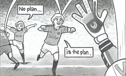 David Squires on … great British football own goals. Oh, and article 50