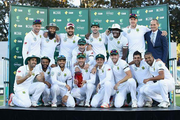 South Africa was one of the successful sides in Test Cricket in 2018