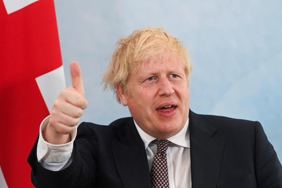 """Boris Johnson told the Standard: """"The Euros kicking off today will be an exciting moment for football fans"""" (PA Wire)"""