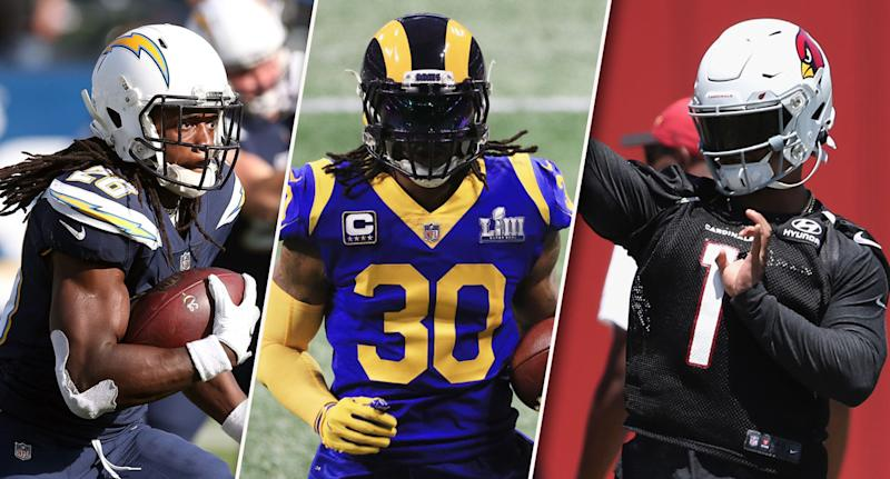 3dc1eeb2 Fantasy Football: Storylines for NFL training camps