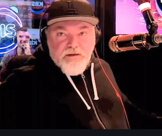 Kyle Sandilands on KIIS FM