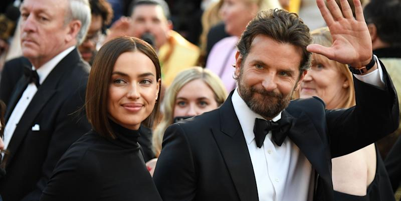 Irina Shayk Addressed the Public Interest in Her and Bradley Cooper's Relationship