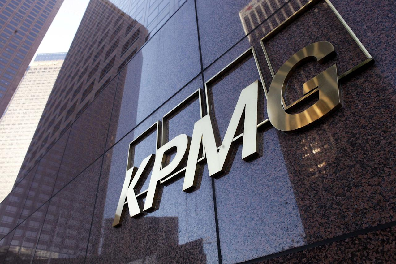 <p>No. 9: KPMG<br /> (Reuters) </p>