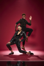"""<p>10 million of us tuned in to watch former Olympic boxer (and gold medal winner), Nicola Adams, dance with professional partner Katya Jones, for the first time. </p><p>Nicola, who requested a same-sex partnership, said of the move: """"It's time to be more diverse, and while it's scary to do anything for the first time, someone has to take the initial step and make a change.""""</p>"""