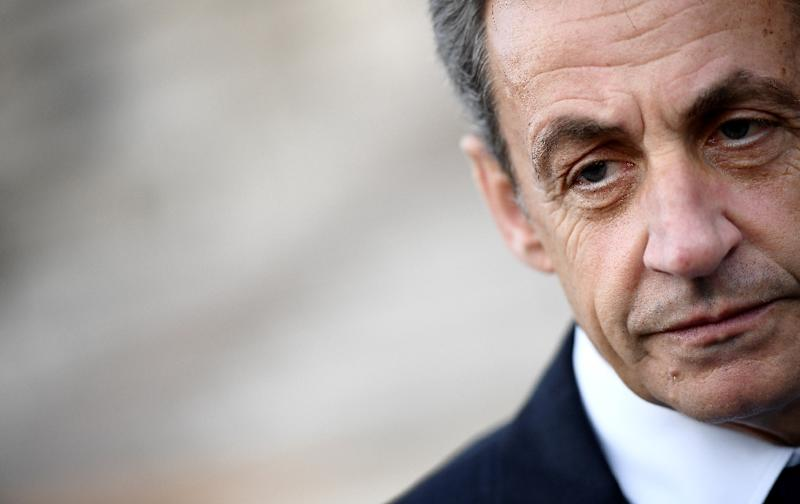 Sarkozy has faced several legal investigations since failing in his 2012 re-election bid