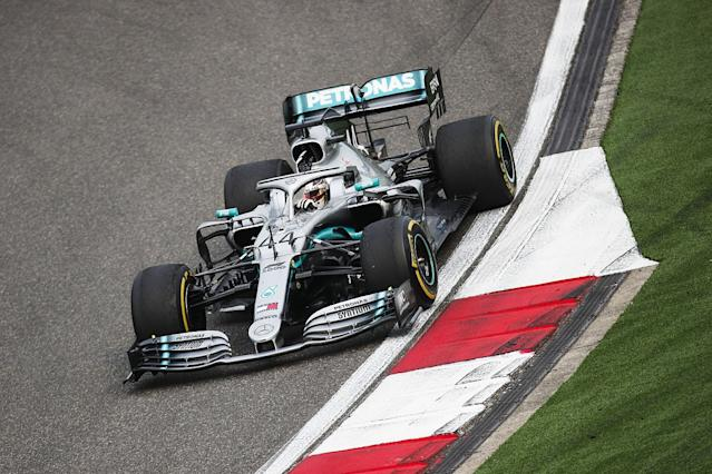 Hamilton says 2019 Mercedes harder to work with