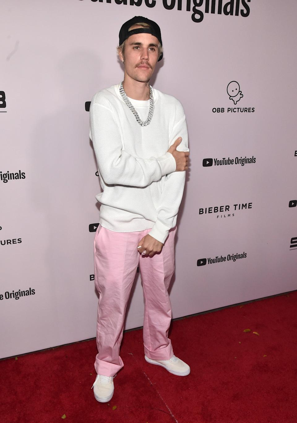 ...yeah, and Justin Bieber...Getty Images