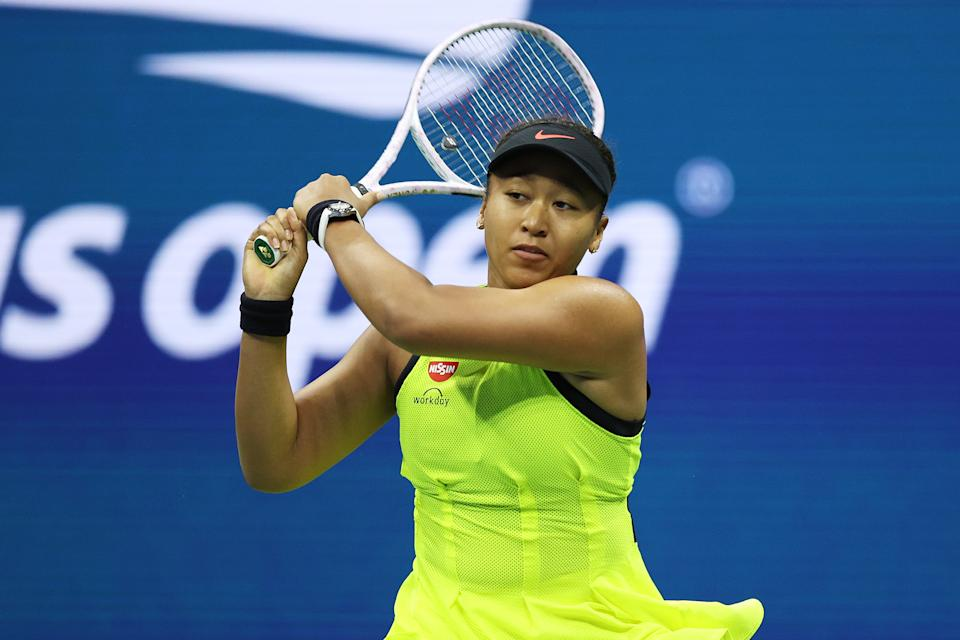 Naomi Osaka revealed earlier this year that she had