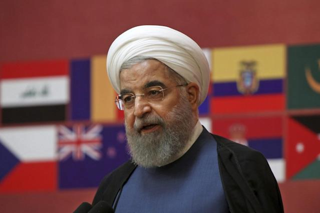 <p>No. 12: Iran<br>21 per cent of 18,000 respondents thought Iran had a positive influence on world affairs. (Canadian Press) </p>