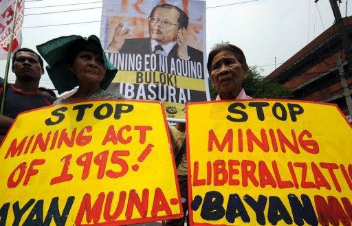 The Manila government wants to boost revenues from mining and protect the environment