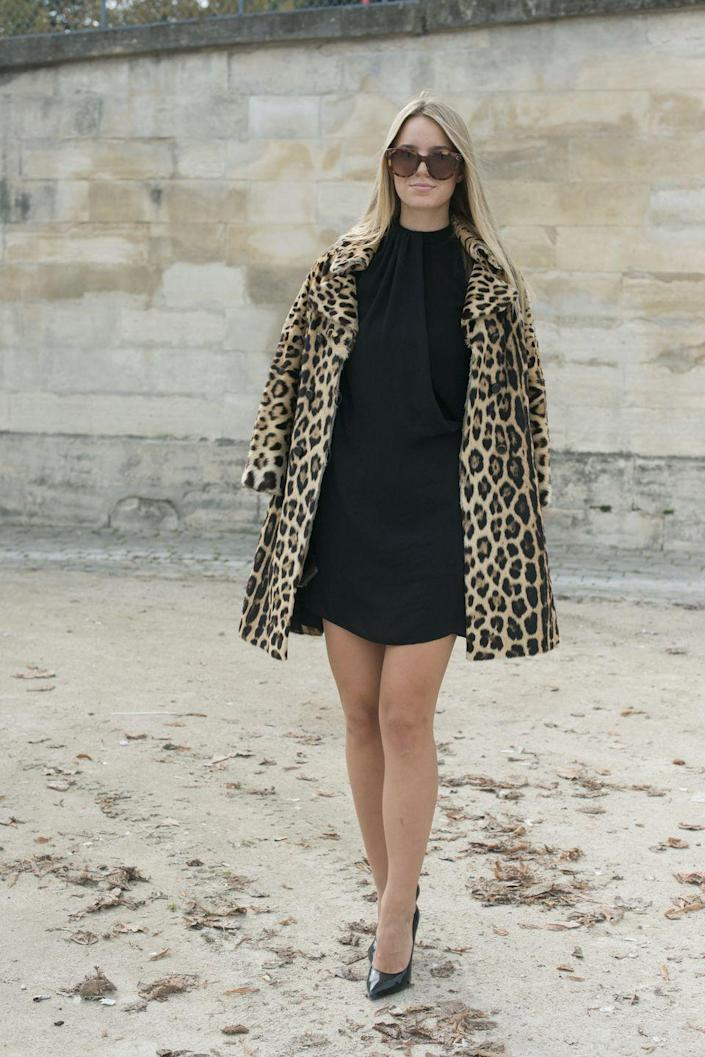 <p>Leopard print returns again and again in the 20th century, and it's alive and well in 2013.</p>