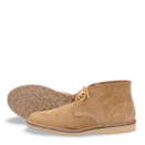 """<p>Red Wing """"Heritage's Weekender Chukka,"""" $230. Available on <a rel=""""nofollow noopener"""" href=""""http://www.redwingheritage.com/us/USD/product/mens-footwear/chukkas/chukka-hawthorne-muleskinner-03321"""" target=""""_blank"""" data-ylk=""""slk:redwingheritage.com"""" class=""""link rapid-noclick-resp"""">redwingheritage.com</a> </p>"""