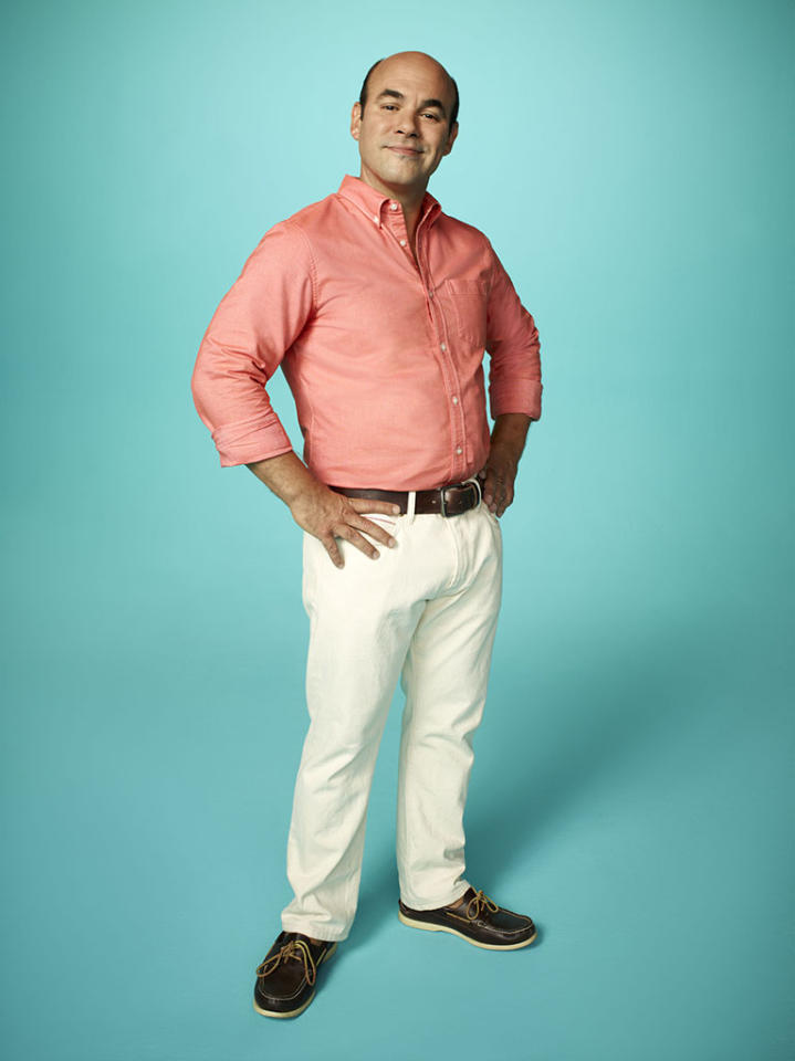 "Ian Gomez stars as Andy in ""Cougar Town."""