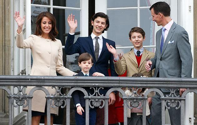 The royal is seventh in line to the Danish throne. Photo: Getty