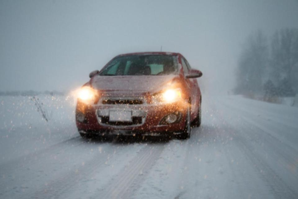 Dangerous travel amid ongoing blizzard warnings for the start of fall