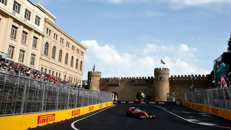 F1 CEO apologises to Baku race boss over Liberty Media comments