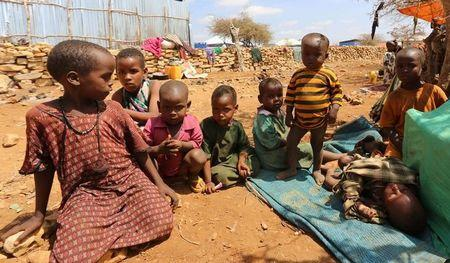 Number of Somalia's malnourished children rising, United Nations says