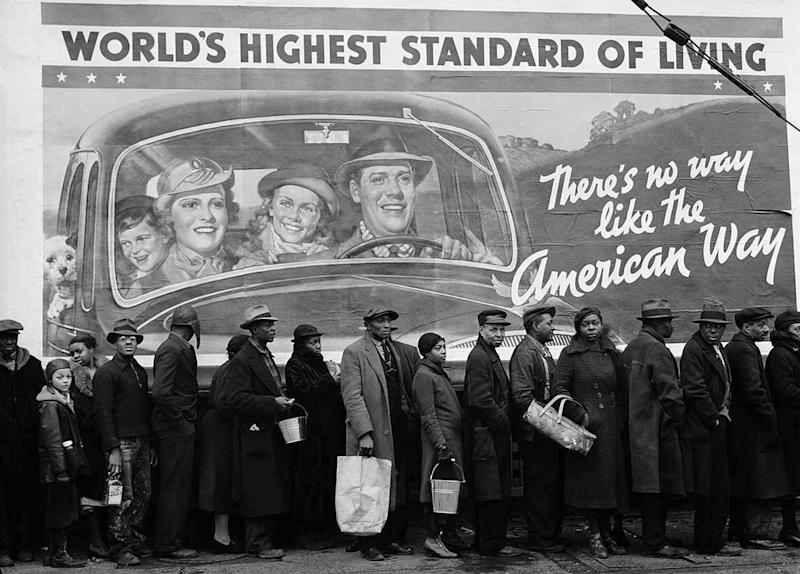 Photo credit: © Images by Margaret Bourke-White. 1937 The Picture Collection Inc. All rights reserved