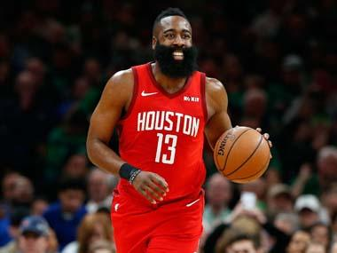NBA: Giannis Antetokounmpo, James Harden make team of the year; LeBron James misses out for first time since 2007