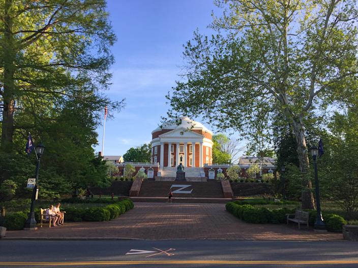 Charlottesville, Virginia, is home to the University of Virginia, founded in 1819 by Thomas Jefferson, the nation's third president.