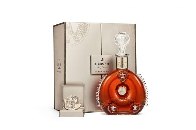 New limited-edition €7,000 cognac launches from Louis XIII