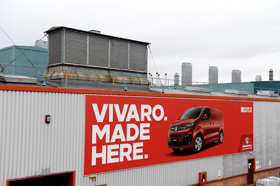 Vauxhall Motors to slash almost third of jobs at Luton factory
