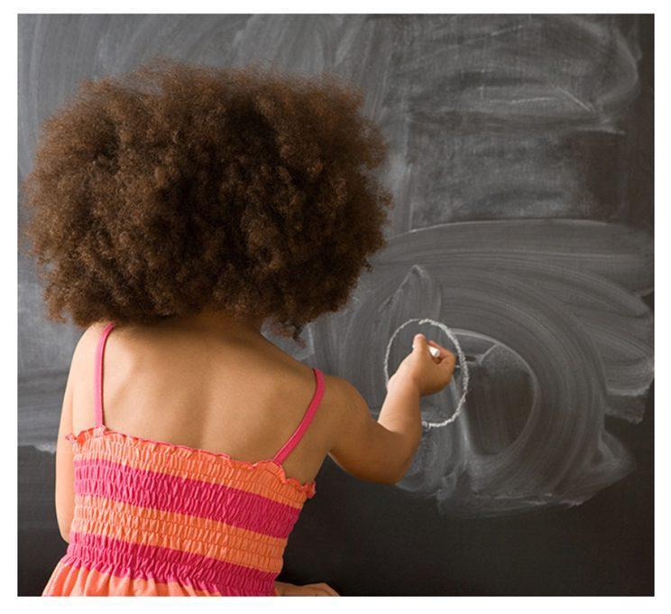 A mom in England has started a campaign, in honor of her daughter, that celebrates natural hair. (Photo: Getty Images)
