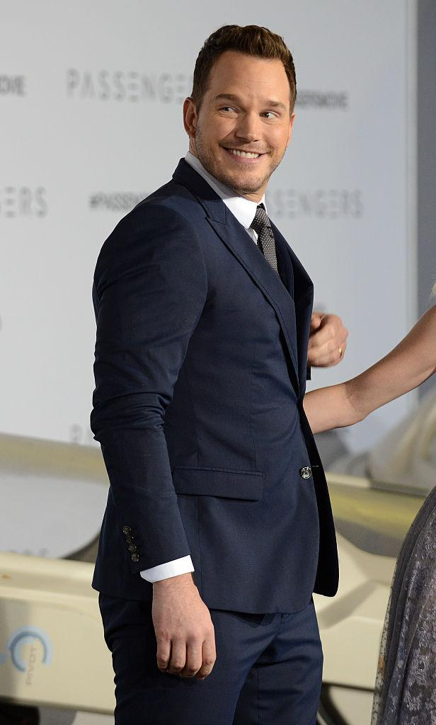 Chris Pratt, the actor, the jokester. (Photo: Getty)