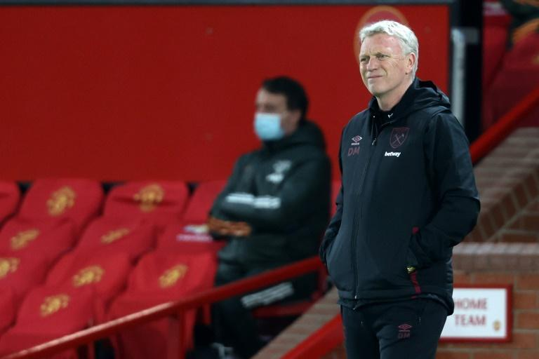 Love-15: West Ham manager David Moyes has failed to win in 15 visits as an opposition manager to Old Trafford