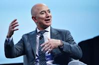 'I want to go on this flight because it's a thing I've wanted to do all my life,' Bezos said