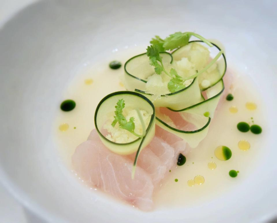 "<p>Chef Roberto Solís' haute cuisine at <strong><a href=""http://nectarmerida.mx/"" rel=""nofollow noopener"" target=""_blank"" data-ylk=""slk:Néctar"" class=""link rapid-noclick-resp"">Néctar</a></strong> is as ambitious as that produced in the big-name kitchens he trained in, like those of <a href=""http://www.thedailymeal.com/noma-0"" rel=""nofollow noopener"" target=""_blank"" data-ylk=""slk:Noma"" class=""link rapid-noclick-resp""><strong>Noma</strong></a>, <a href=""http://www.thedailymeal.com/per-se"" rel=""nofollow noopener"" target=""_blank"" data-ylk=""slk:Per Se"" class=""link rapid-noclick-resp""><strong>Per Se</strong></a>, and <a href=""http://www.thefatduck.co.uk/"" rel=""nofollow noopener"" target=""_blank"" data-ylk=""slk:The Fat Duck"" class=""link rapid-noclick-resp""><strong>The Fat Duck</strong></a>. Located in the Yucatán, Néctar has a simple philosophy: Stay true to the original flavors and roots of the cuisine, while presenting dishes in a new, evolved manner. Using the techniques of the modernist kitchen, the menu includes dishes such as tamal with pumpkin seed foam and roasted cherry tomatoes; twice-fried <a href=""http://www.thedailymeal.com/recipes/seared-pork-belly-organic-petit-pois-green-asparagus-tips-and-basil-coconut-broth-recipe"" rel=""nofollow noopener"" target=""_blank"" data-ylk=""slk:pork belly"" class=""link rapid-noclick-resp""><strong>pork belly</strong></a> with roasted guava and Edam cream cheese; suckling pig in a red sauce with onions, beans, and oregano; and crispy-skin chicken with lime salsa and marmalade of <a href=""http://www.thedailymeal.com/best-recipes/habanero"" rel=""nofollow noopener"" target=""_blank"" data-ylk=""slk:habanero chiles"" class=""link rapid-noclick-resp""><strong>habanero chiles</strong></a> with chochoyotes (corn masa dumplings).</p>"