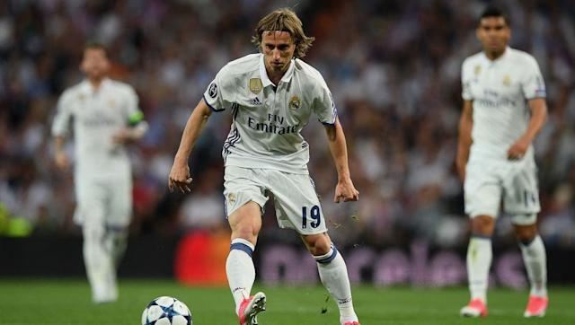 <p>In a Madrid side with such a single-minded, often ruthless attacking line, unselfish players are essential, so as keep the strikers supplied on a consistent basis. Alongside Kroos, Luka Modric is damn near flawless at this. </p> <br><p>Outside of Lionel Messi, Cristiano Ronaldo, and maybe Andres Iniesta, its very hard to think of a player that has been generally accepted as world class for as long as Luka Modric has, making up for his slight frame with masterful intelligence on the pitch, rarely squandering possession, with glorious technical ability when passing and shooting. </p>