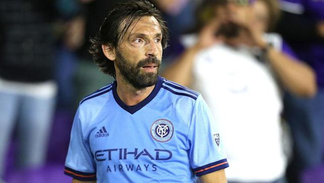 <p><strong>Alternative options: Kaka, Hernanes and Ramires</strong></p> <br><p>One of the best midfielders to grace the game, Andrea Pirlo left Juventus after four hugely successful seasons to join the project at New York City last summer. </p> <br><p>The Italian legend amassed 116 caps for the <em>Azzurri</em>, with whom he won the World Cup, as well as countless club and individual achievements during his career in Europe. </p>
