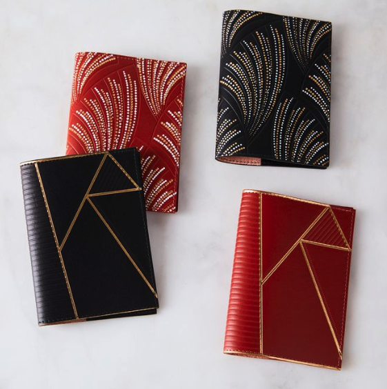 leather passport cover, gifts for her