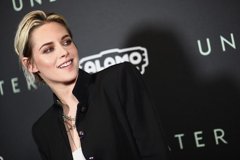"""Kristen Stewart on how she used to feel an """"enormous"""" amount of pressure being a queer actress and how she feels now."""