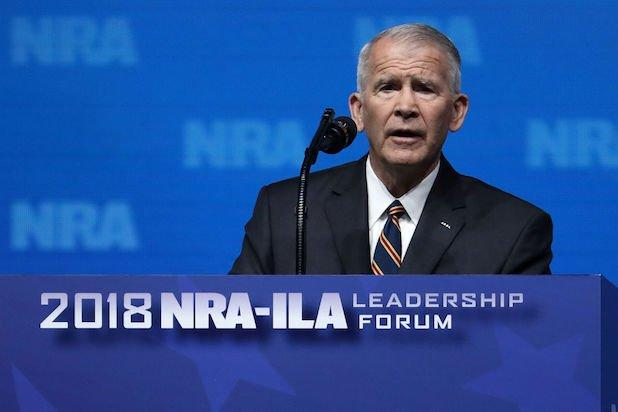 NRA chooses Oliver North as its new president